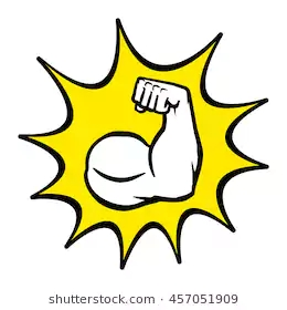 biceps-flex-arm-vector-icon-260nw-457051909